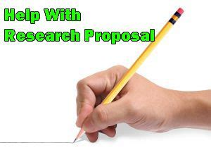 Parts of introduction in a research proposal